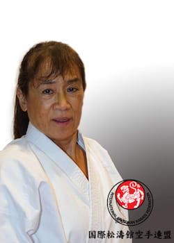 Cheryl Coburn in Mesa - Shotokan Karate of Arizona