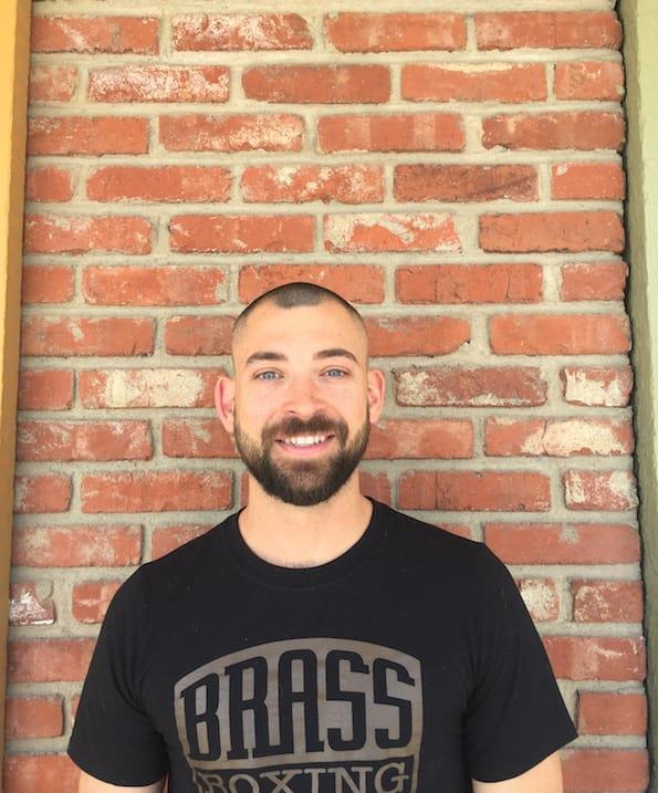 Ryan Bade in Kansas City - Brass Boxing & Jiu Jitsu