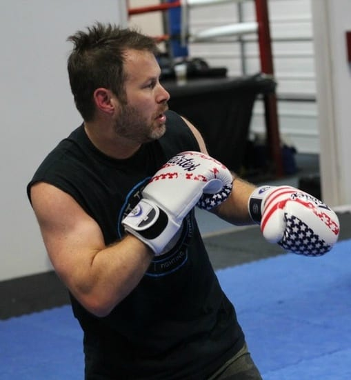 Brad Anderson in Charlotte - FTF® Fitness and Self-Defense