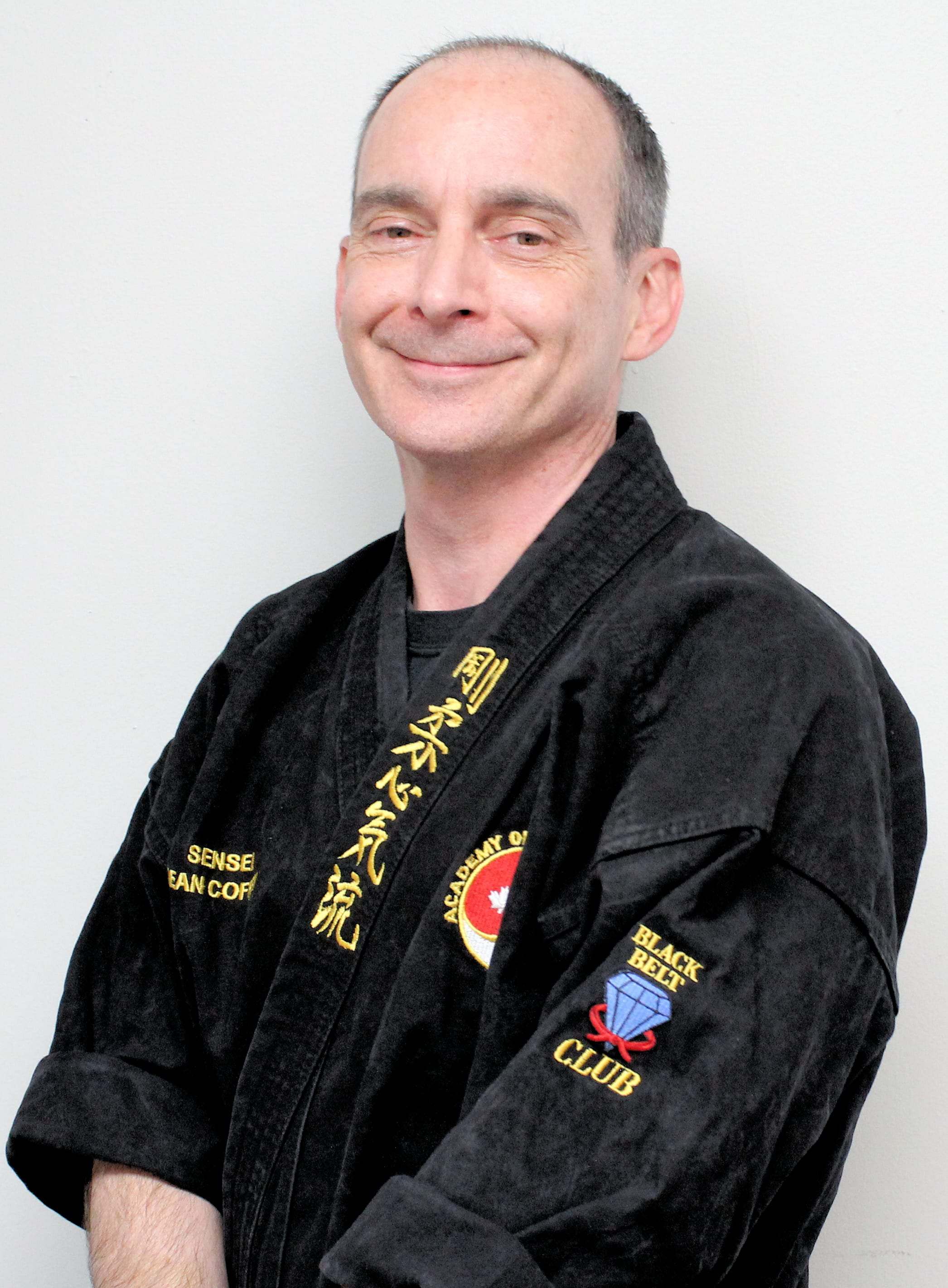 Dean Coffey in Mississauga - Academy Of Martial Arts