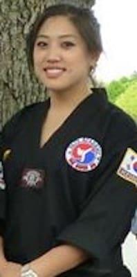 Master Krystal Pai in Schenectady - Pai's Taekwondo