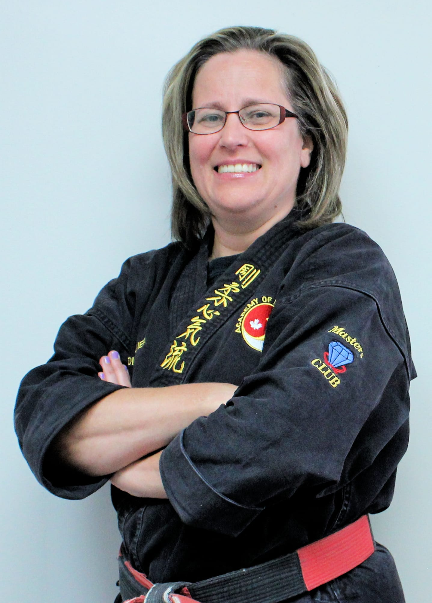 Diana Mercier in Mississauga - Academy Of Martial Arts