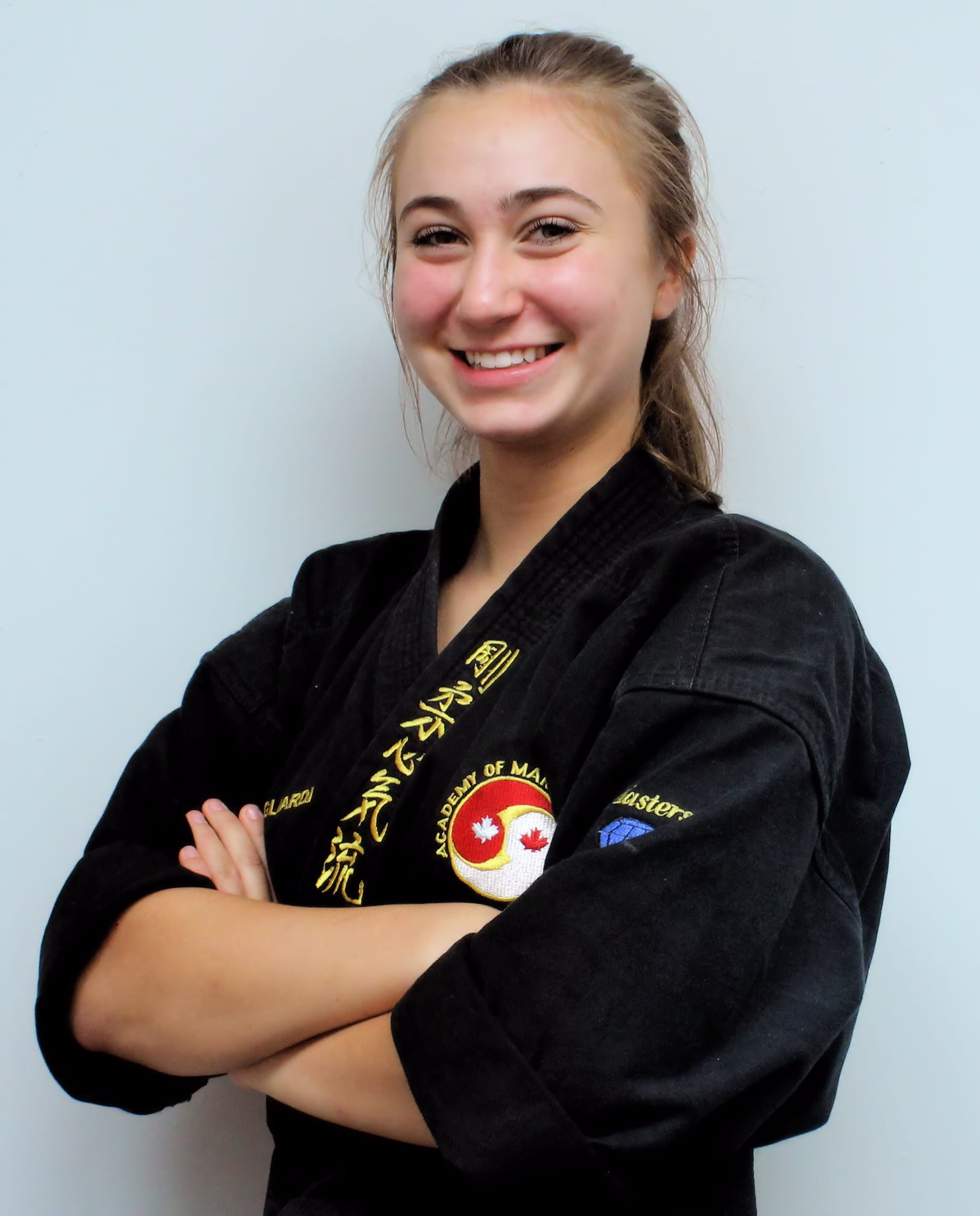 Anjelika Gagliardi in Mississauga - Academy Of Martial Arts