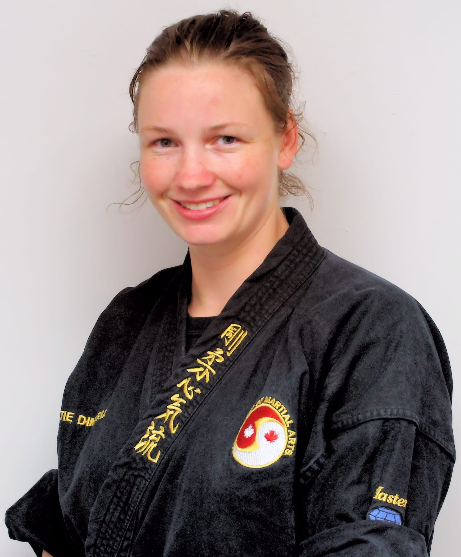 Katie DiMaria in Mississauga - Academy Of Martial Arts