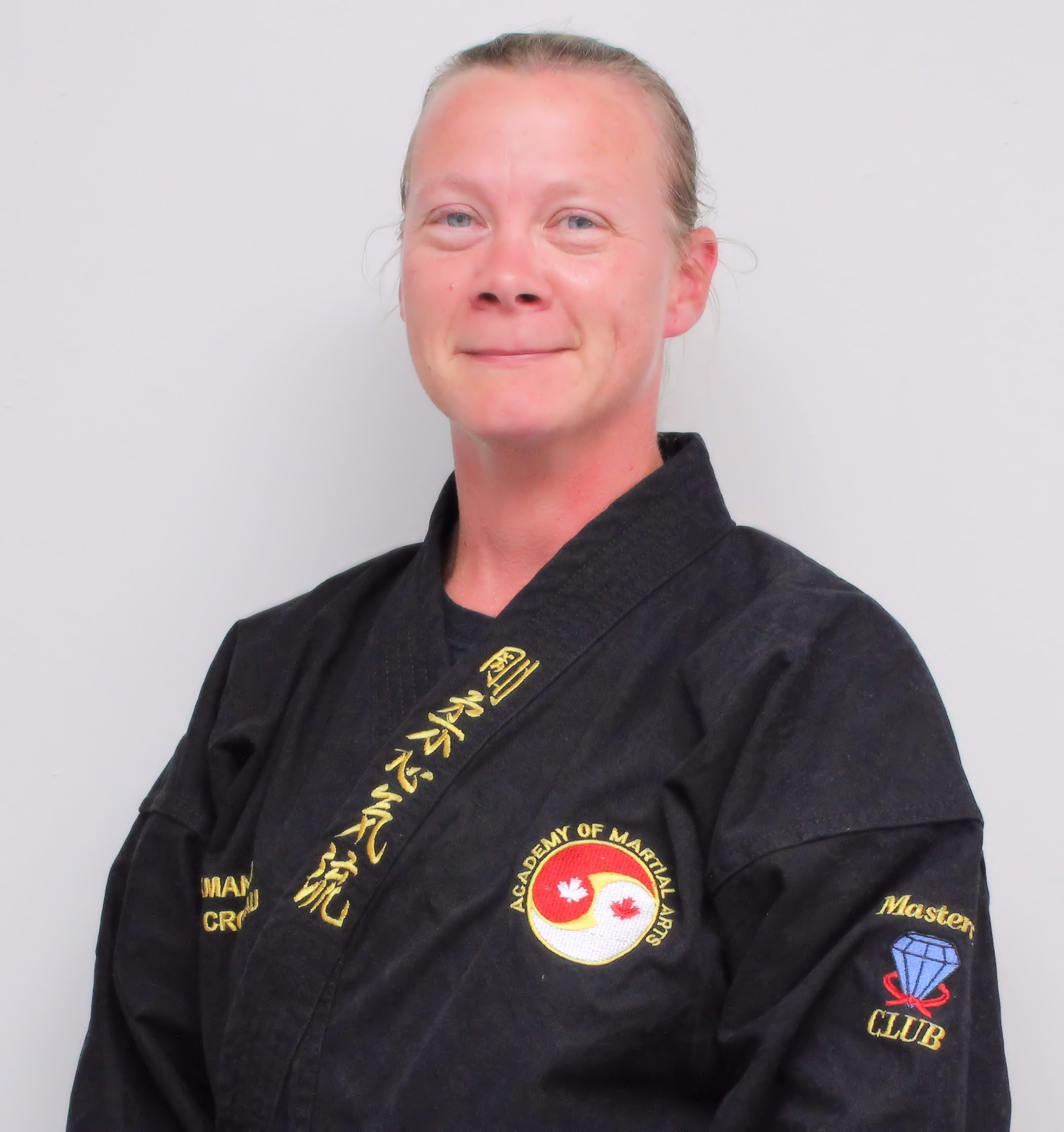 Samantha Croteau in Mississauga - Academy Of Martial Arts