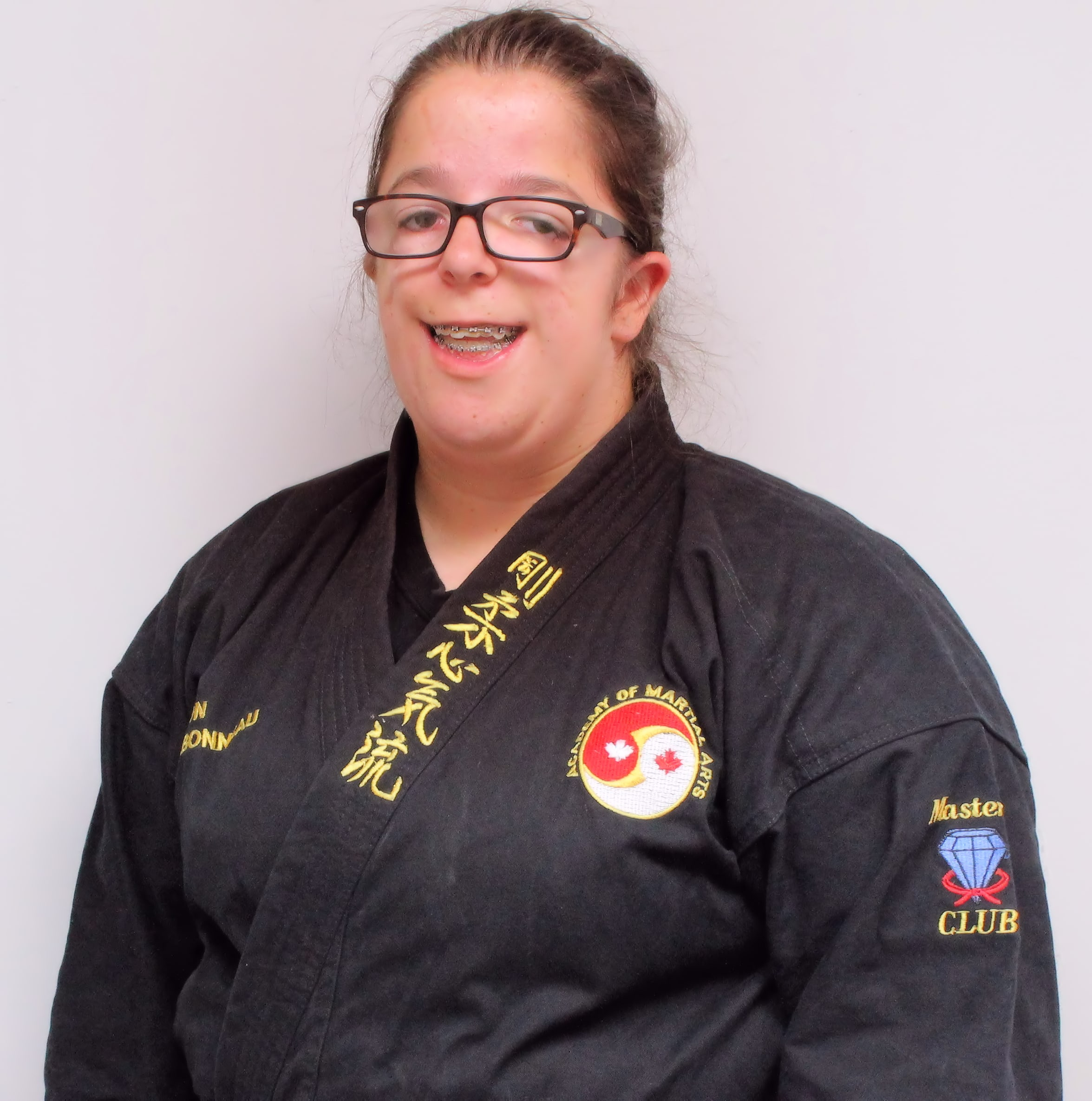 Shannon Charbonneau in Mississauga - Academy Of Martial Arts