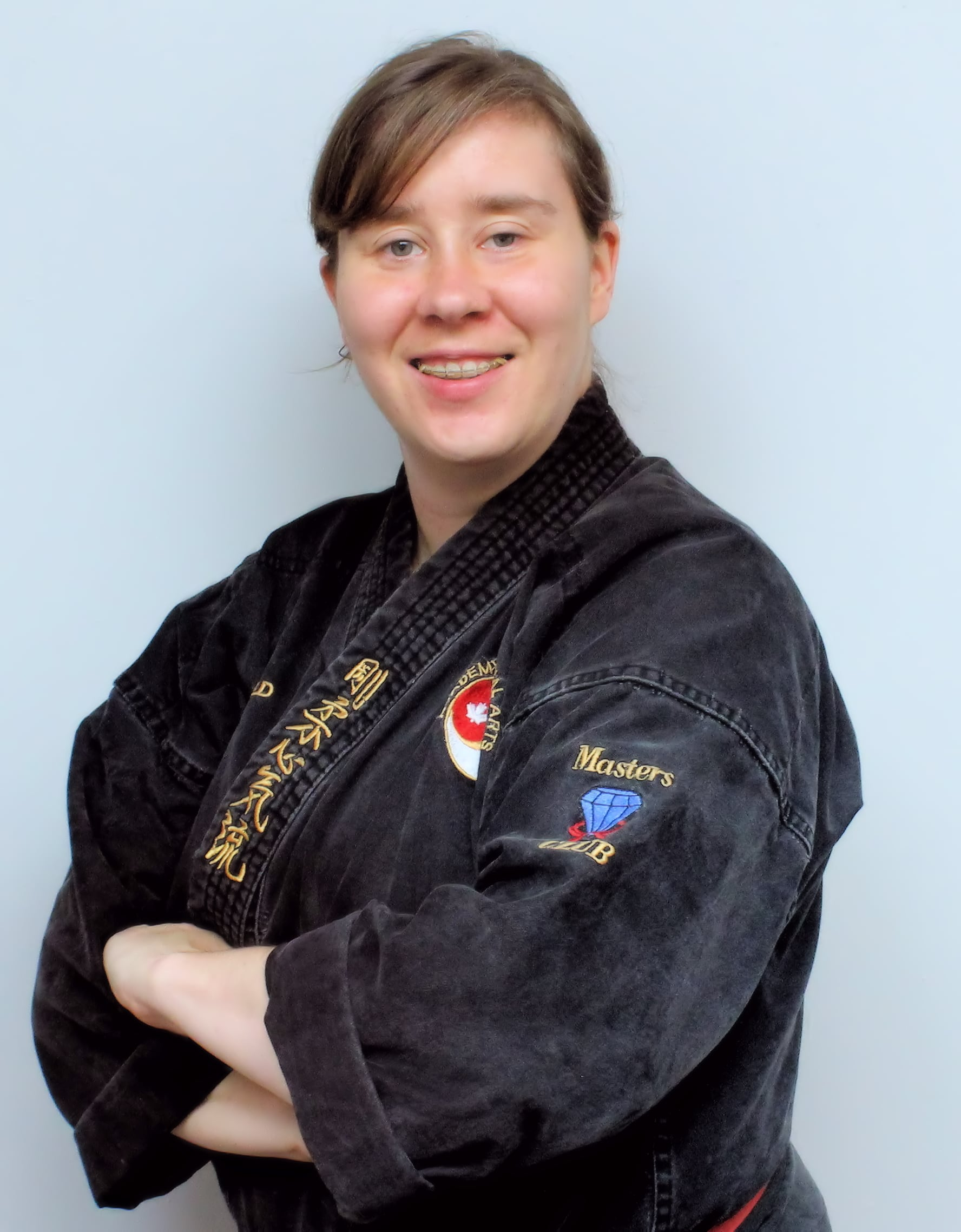 Megan Oswald in Mississauga - Academy Of Martial Arts