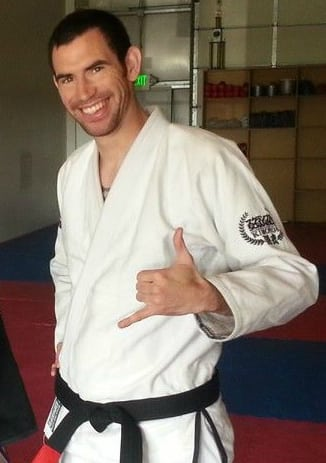 Charles Gaffield Rosario in Denver - Dark Horse Combat Club