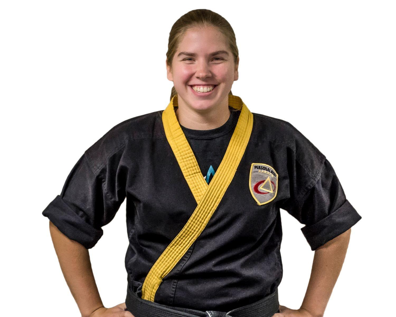 Stephanie McGrath in Norton - Personal Best Karate
