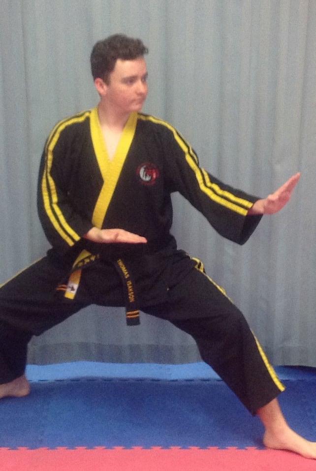 Sensei Thomas Isakson in Nerang - Combined Martial Arts Academy Nerang
