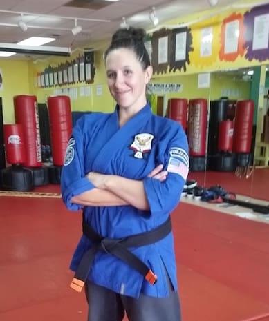 Keri Bailiff in Carrollton - PowerKenpo