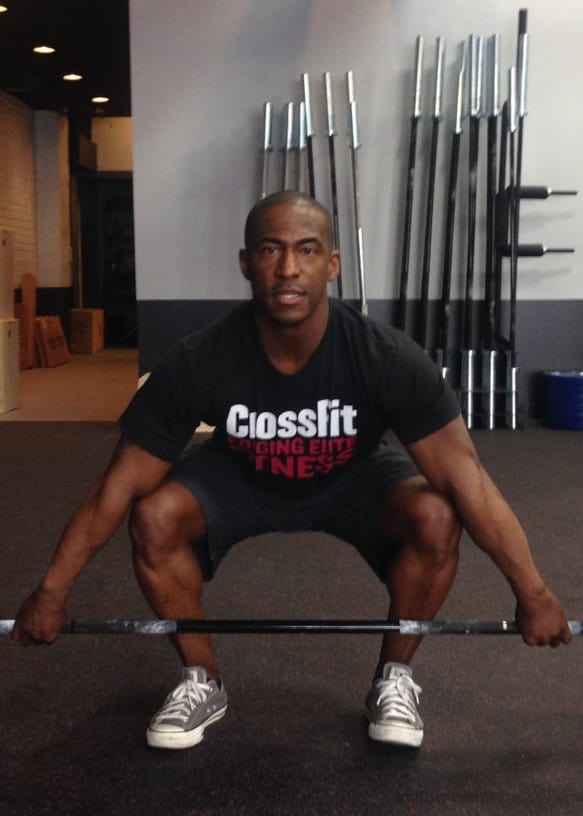 Derrick Fields in Petworth - CrossFit Petworth
