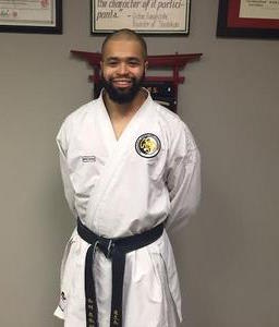 Sensei David Muhammad in Kansas City - Integrity Martial Arts Academy