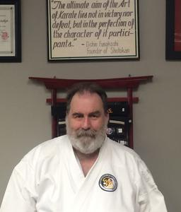 Sensei Jim Sherman in Kansas City - Integrity Martial Arts Academy
