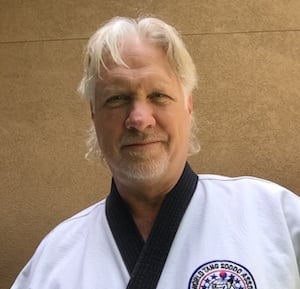 Steve Shepard in Gainesville and Flowery Branch  - Rock Solid Karate