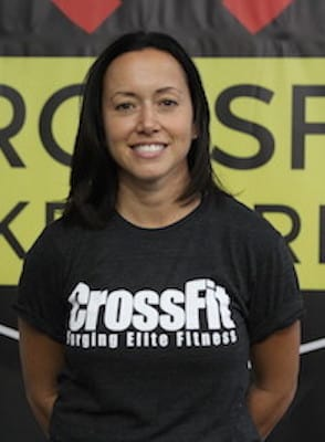 Angela Geiges in 	 Lake Forest - CrossFit Lake Forest