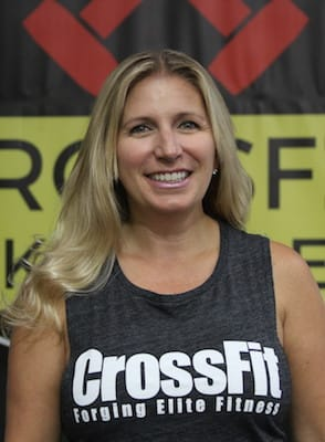 Andi Brown Phelps in 	 Lake Forest - CrossFit Lake Forest