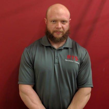 Brett Chrisman in Tempe - Revolution Training System