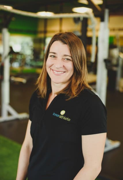 Rachel Gaffney in Mill Creek - Inner Athlete Fitness Studio