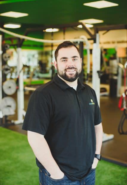Stephen McGuire  in Mill Creek - Inner Athlete Fitness Studio