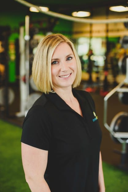 Janelle Diaz in Mill Creek - Inner Athlete Fitness Studio