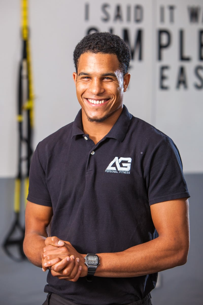 Tag Rowe in London - AG Personal Fitness