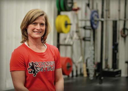 Ann Lehman in State College - CrossFit Nittany