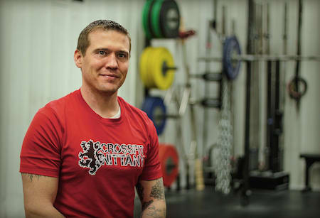 Brad Yeckley in State College - CrossFit Nittany