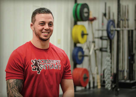 Aaron McKinney in State College - CrossFit Nittany