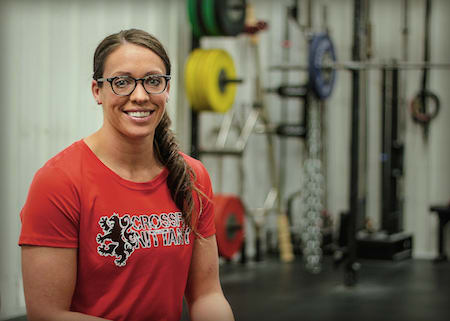 Ashley Henning in State College - CrossFit Nittany