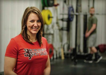 Dr. Kaitlin McDaniel in State College - CrossFit Nittany