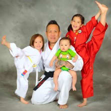 Master Ninja Cuong Nguyen in Medford - Xtreme Ninja Martial Arts Center
