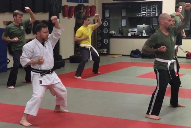 Adult Martial Arts