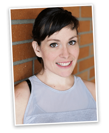 Savannah Jureczki in Seattle - Kinetic 6 Fitness