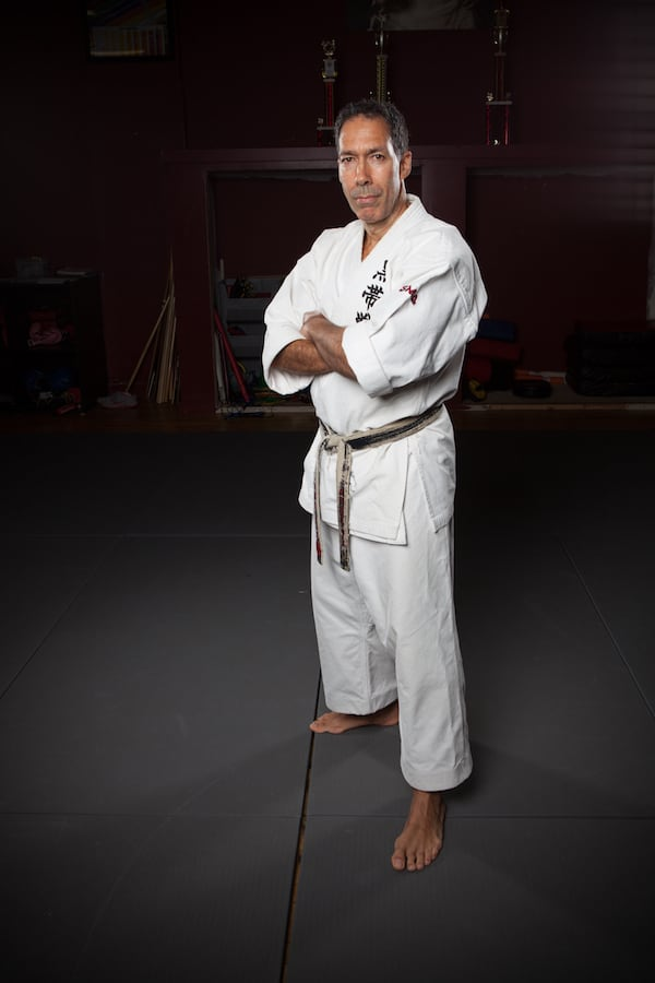 Shihan Jose DiCervo in Howell - Sovereign Martial Arts