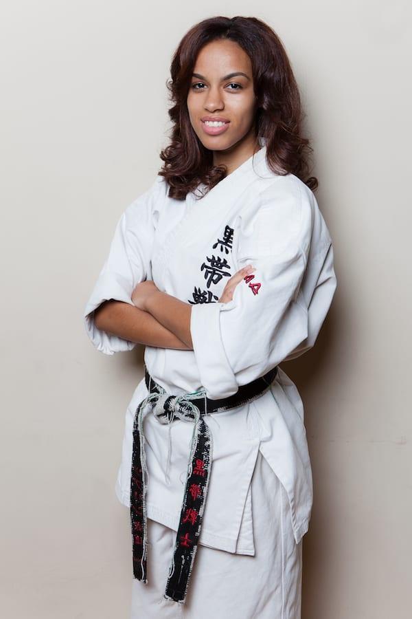 Sensei Gabrielle DiCervo in Howell - Sovereign Martial Arts
