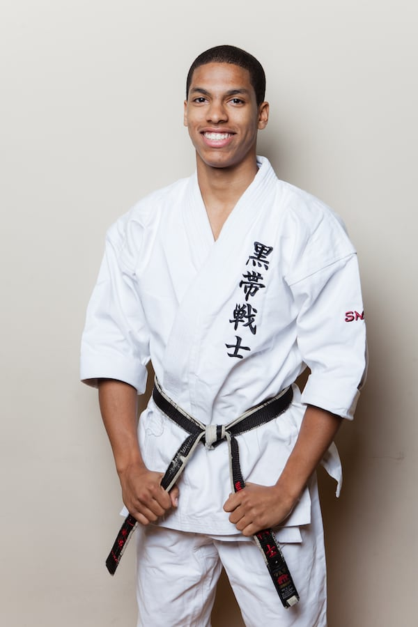 Sensei Tony DiCervo in Howell - Sovereign Martial Arts