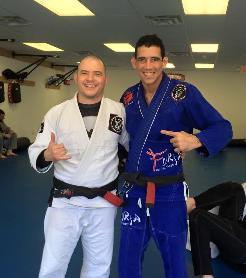 Jason Frawley in Hatboro - Paper Street Brazilian Jiu Jitsu