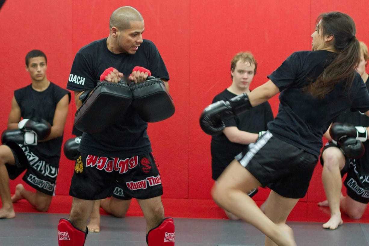 Gian Grajales in Ewing - Southeast Asian Martial Arts Academy (SEAMAA)
