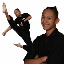 Sensei Brandon Nguyen in Medford - Xtreme Ninja Martial Arts Center