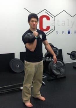 Kento Kamiyama in New York - Catalyst SPORT