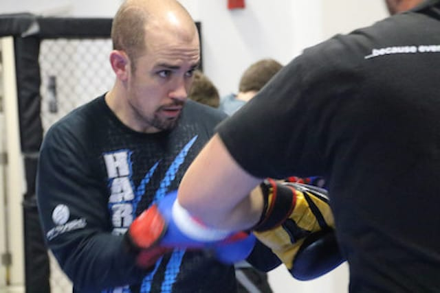 Brent LeVasseur in Charlotte - FTF® Fitness and Self-Defense