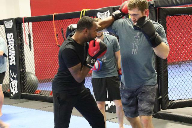John Hickner in Charlotte - FTF® Fitness and Self-Defense