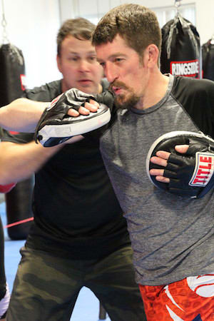 Matt Challender in Charlotte - FTF® Fitness and Self-Defense