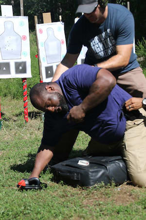 Hussain Trowery in Charlotte - FTF® Fitness and Self-Defense