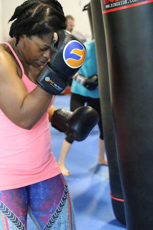 Carol Williams in Charlotte - FTF® Fitness and Self-Defense