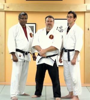 Sensei Gregory Poretz in Woodland Hills - KSK Martial Arts Academy