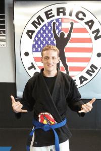 Alex Cardenas in Lawrenceville - American Top Team Of Gwinnett