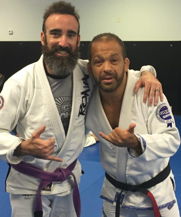Brendan Churchin Jiu Jitsu Instructor