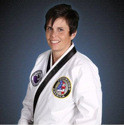 Carol Chapman in Richmond - Fort Bend Taekwondo